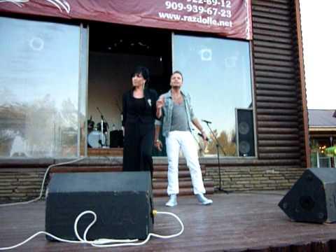 Клип Светлана Рерих - Ночная Москва