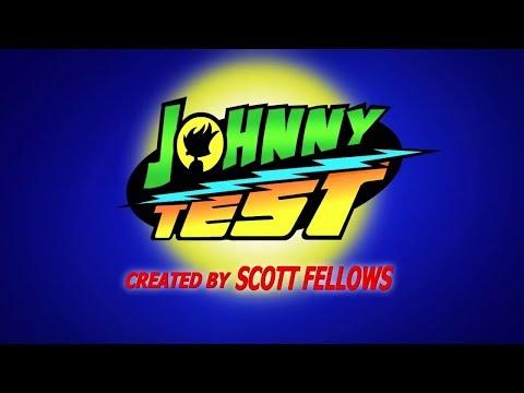 Johnny Test Theme Song Hindi | Opening in Hindi HD