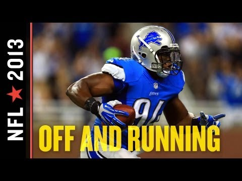2013 Lions Preseason: Detroit Victorious in Exhibition Opener vs Jets