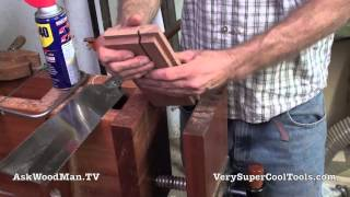 05 Platform Bed Storage Drawer • Making Axle Assembly