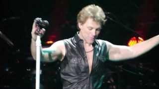 Bon Jovi Merry Christmas (War is Over) - Sydney 2013