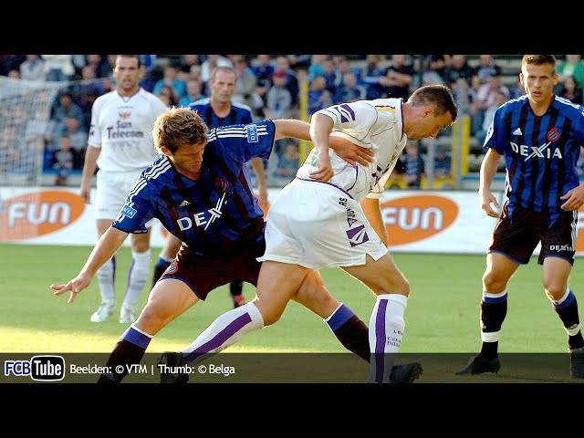 2005-2006 - Supercup - 01. Club Brugge - Germinal Beerschot 1-1 (pen. 4-2)