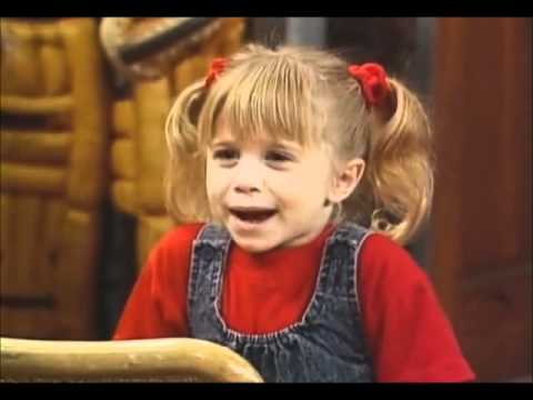 Clipp From Full House Tv Seriemichelle Youtube