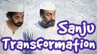 How Bollygirl Became Sanju - Making Story | Sanju Costume | Bollyhair/Bollymakeup | @iambollygirl
