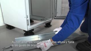 Video: Cómo instalar el módulo de convertidor único ACS880-04 en un armario