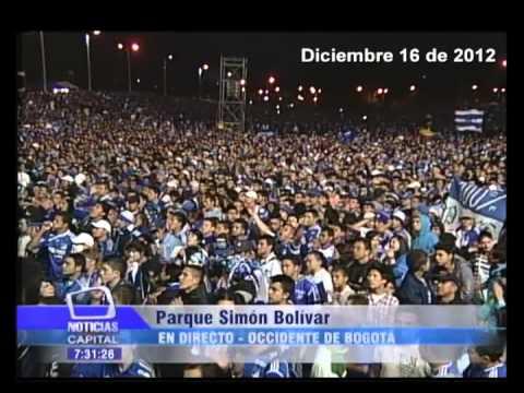 Especial Bogotá Campeón 2