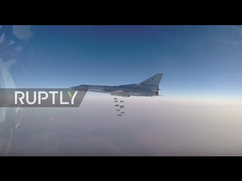 Syria: Russian bombers hit chemical weapons factory in Raqqah - MoD