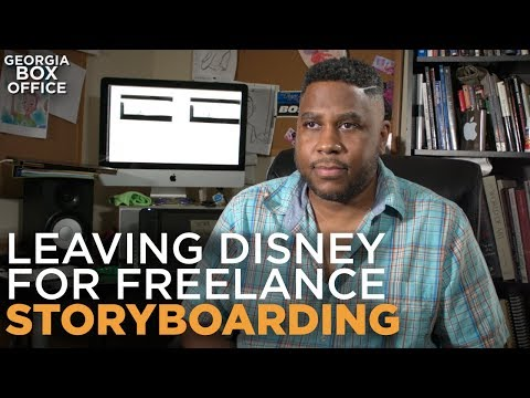 Working as a Disney Character Artist