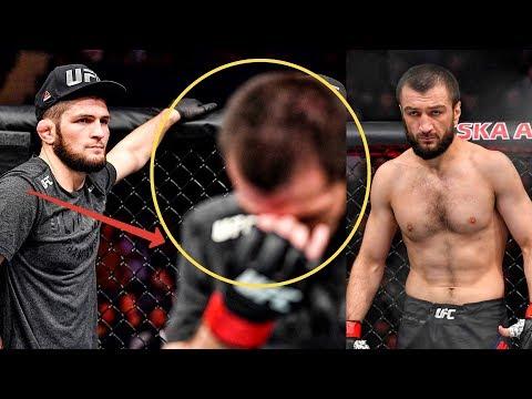 ПЕРВОЕ ПОРАЖЕНИЕ  У СЕМЬИ НУРМАГОМЕДОВЫХ В КЛЕТКЕ UFC/ОБЗОР БОЯ АБУБАКАРА против ЗАВАДА В МОСКВЕ!