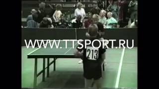 Юношеский Чемпионат Европы 1986 год