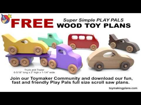wood-toy-plans---5-free-patterns