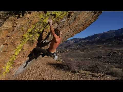 Chris Sharma the Professional Rock Climber