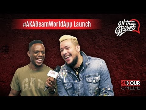On The Ground: AKA Unpacks The #AKABeamWorldApp & Beam Digital Company Still Thriving