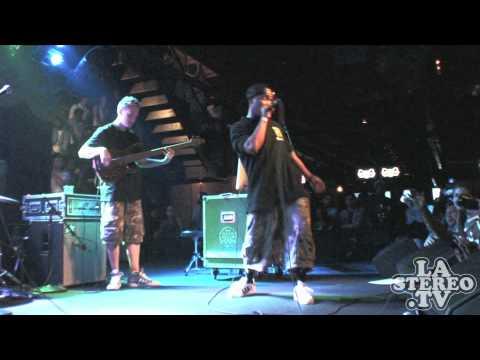 """CURREN$Y """"Breakfast"""" LIVE w/ band @Brooklyn Bowl"""