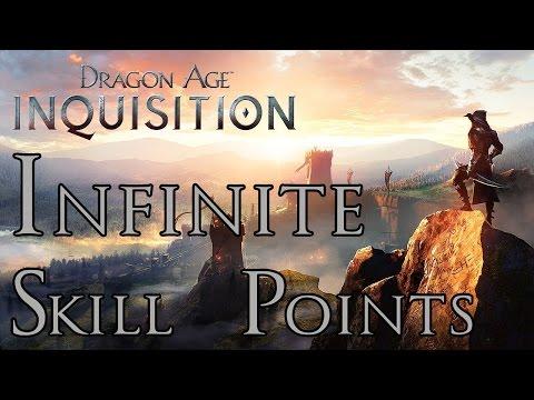 Dragon Age: Inquisition - Infinite Skill Points Glitch