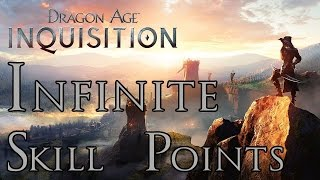 Dragon Age: Inquisition - Infinite Skill Points Glitch