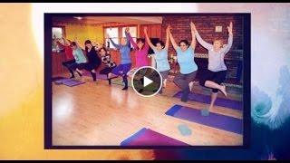 Spring Equinox Yoga Fun at VYAYAM   2016