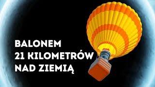Wycieczka balonem do najwyższego punktu na Ziemi