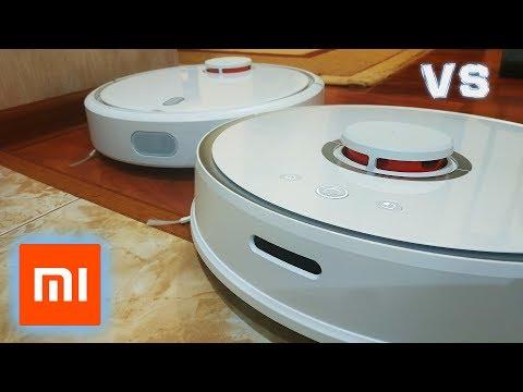 ТАК ЧТО ЖЕ КУПИТЬ? МОЮЩИЙ РОБОТ-ПЫЛЕСОС Xiaomi Roborock S50/S55 ИЛИ Xiaomi Vacuum Cleaner?