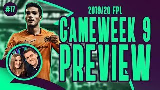 FPL GAMEWEEK 9 PREVIEW - MAJOR FIXTURE TURN FOR LEICESTER! | FPL Family | Fantasy Premier League |