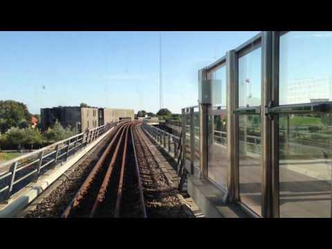 Копенгаген | Copenhagen subway