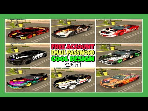 Free Account Email Password Part 11 Car Parking Multiplayer Youtube