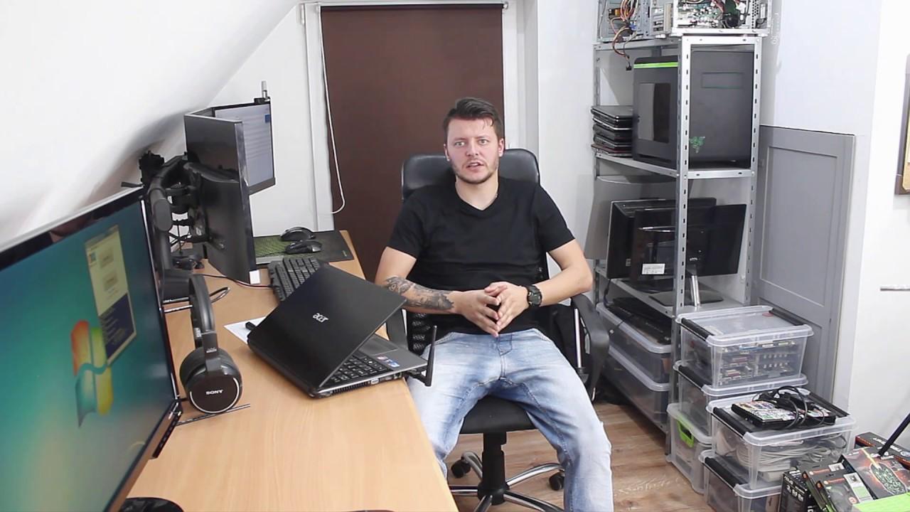 Konfiguracja Windows Serwer 2008 R2