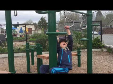 Playground Bouldering At Branciforte Middle School