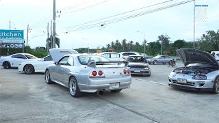 Toyotires One Day With เคียว Skyline 1000 HP