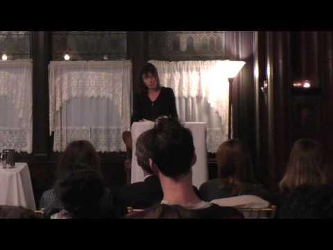 An Evening with the Author: Rachel Cusk