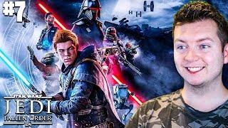 Star Wars JEDI: Upadły Zakon #07 - Lecimy na Kashyyyk! | Vertez | 1440p ULTRA