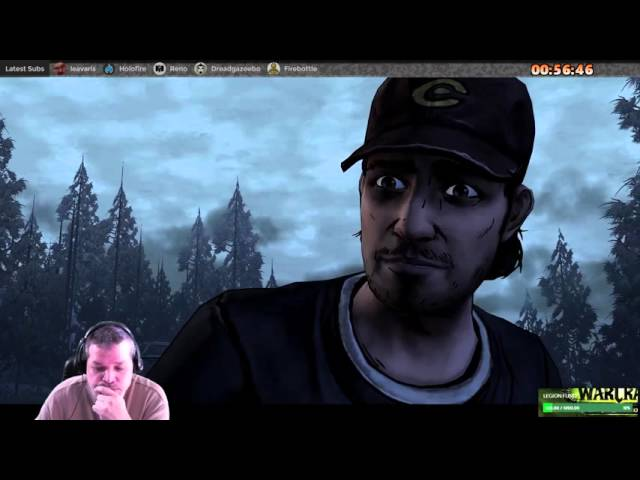 Walking Dead:Season 2 Episodes 3 and 4 - Lagby Live Stream