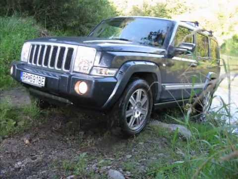 jeep commander 2008 predajn youtube. Black Bedroom Furniture Sets. Home Design Ideas