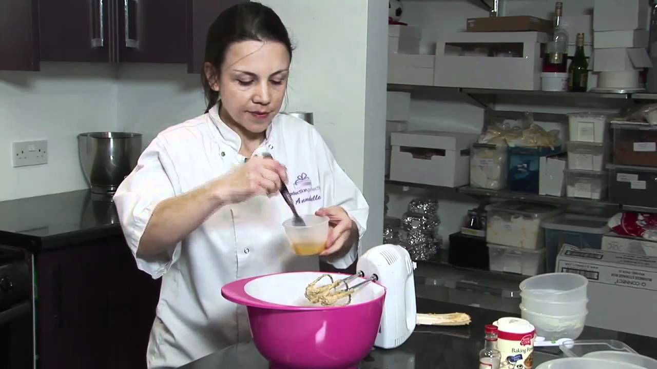 how to make marzipan cookies