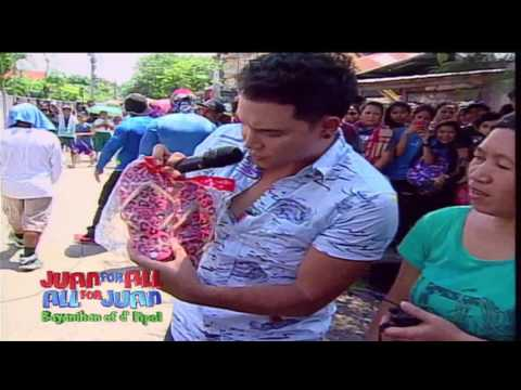Juan For All, All For Juan Sugod bahay | June 23, 2017