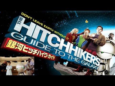 Lupin Channel  【映画】銀河ヒッチハイク・ガイド!映画解説に違和感のある宮崎美子の