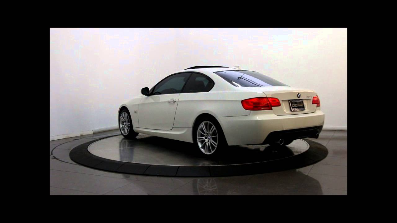 2013 bmw 335i xdrive m sport coupe youtube. Black Bedroom Furniture Sets. Home Design Ideas
