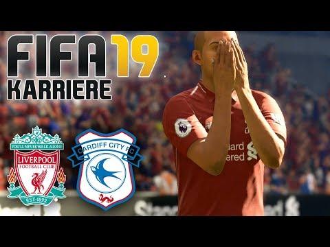 FIFA 19 KARRIERE