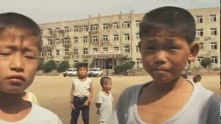 Hunger Haunts Children of North Korea
