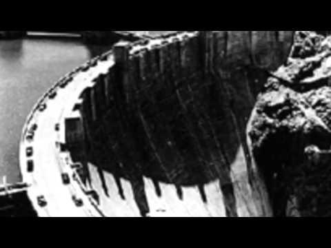 Hoover dam and Goldengate Bridge