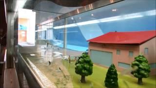 稲村の火の館 防災センター津波シュミレーション