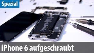 Unboxing Extreme - iPнone 6 aufgeschraubt | deutsch / german