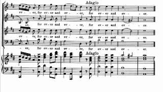 Handel - Messiah - Worthy is the Lamb + Amen (score)