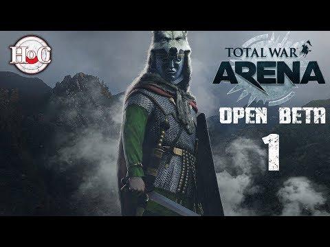 Total War : Arena Open Beta - 1 - AD