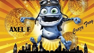 axel f crazy frog version remix hd