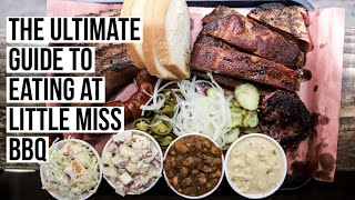 The Ultimate Guide to Eating at Little Miss BBQ in Phoenix, Arizona!