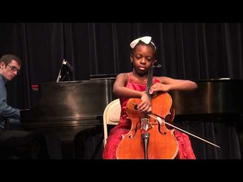 Cello Concerto No. 1 in A minor by Camille Saint-Saens, 1st Movement