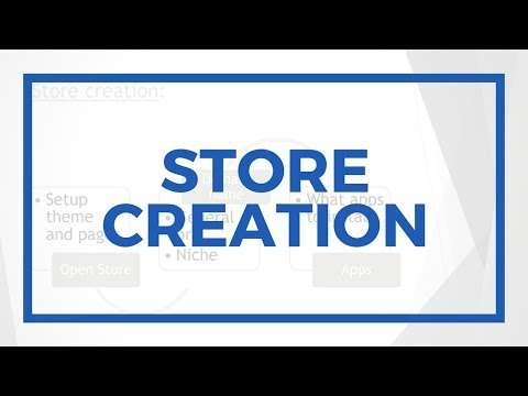 DropShipping: Store Creation by Bilal Daifi