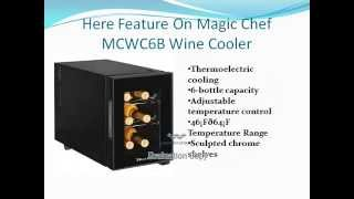 Best Wine Fridge Review Its 6 Bottle Wine Cooler