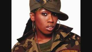 Missy Elliot ft Ginuwine - friendly skies (with lyrics)